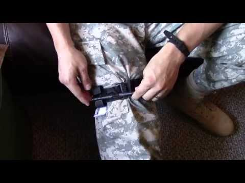 How to use a Combat Application Tourniquet (CAT)