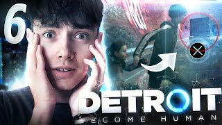 POTRĄCENI PRZEZ AUTO  - Detroit: Become Human #6 | JDabrowsky