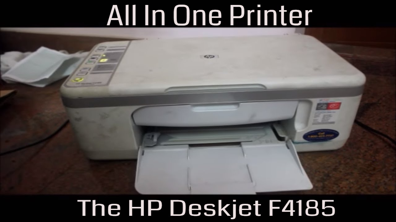 HP DESKJET F4185 FREE DRIVER FOR WINDOWS 7