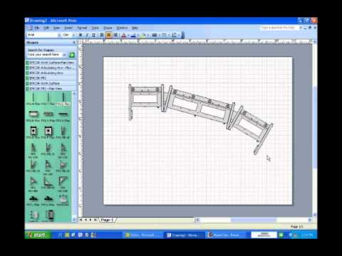 How To Use Fp2 Visio Shapes
