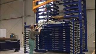Storemaster Mastertower Steel storage