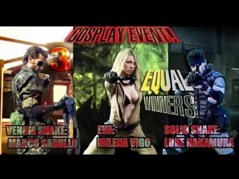 Cosplay Event MGSI 2016