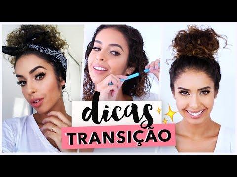 MINHA TRANSIÇÃO + 5 DICAS ESSENCIAIS PARA TRANSIÇÃO CAPILAR