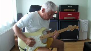 Deep Purple - When a Blind Man Cries (cover)