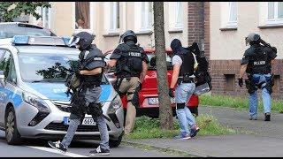Massiver Polizeieinsatz in Kassel: Festnahme nach Schüssen in Wohnung