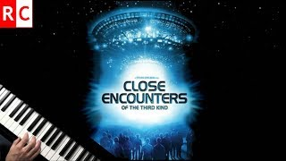 Close Encounters of the Third Kind | Piano