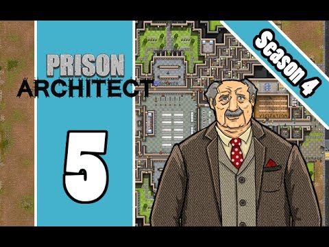 Prison Architect - S4 E5 - Virus Outbreak