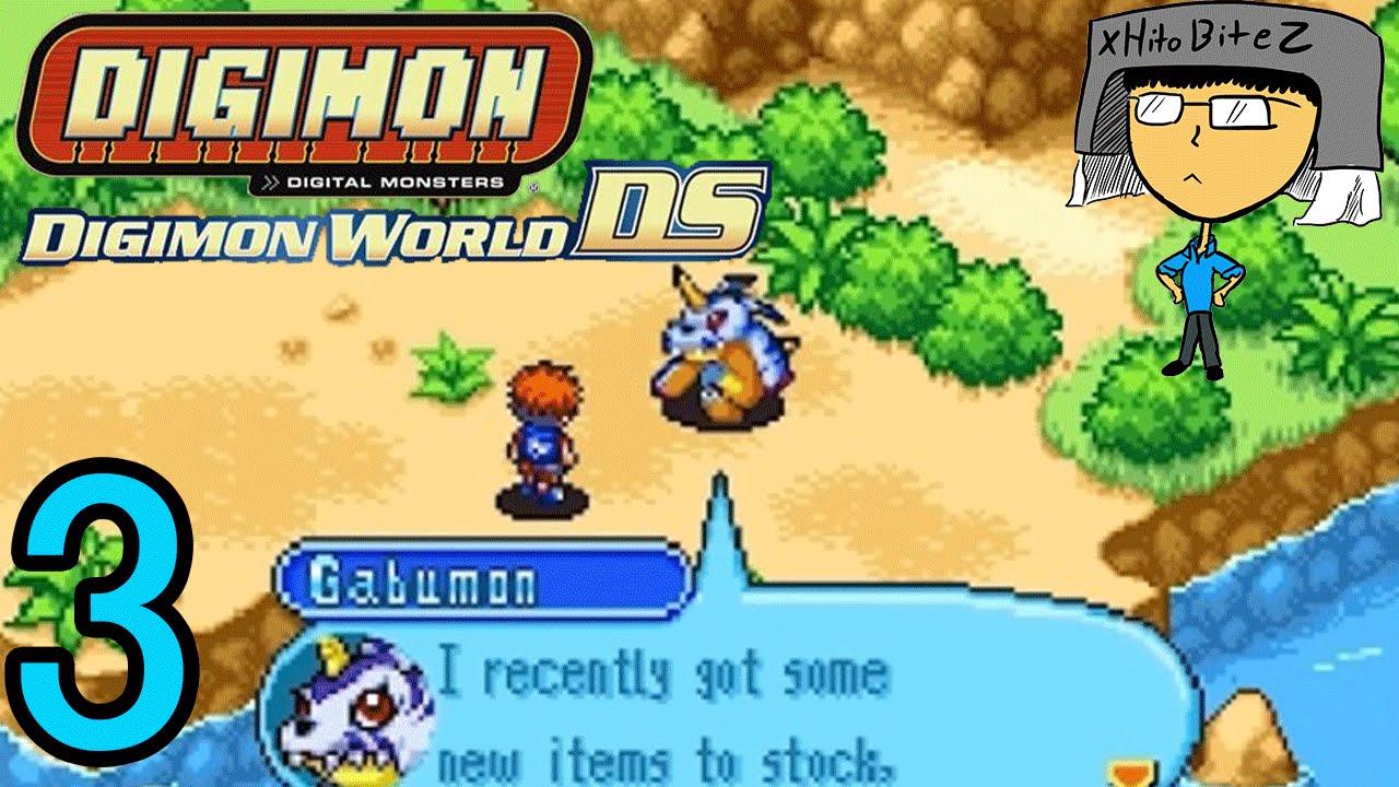 Digimon World DS - Episode 3