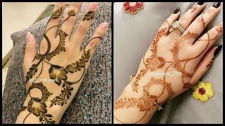 Beautiful Arabic #Mehndi designs 2019|| Amazing #Henna art for #Girls