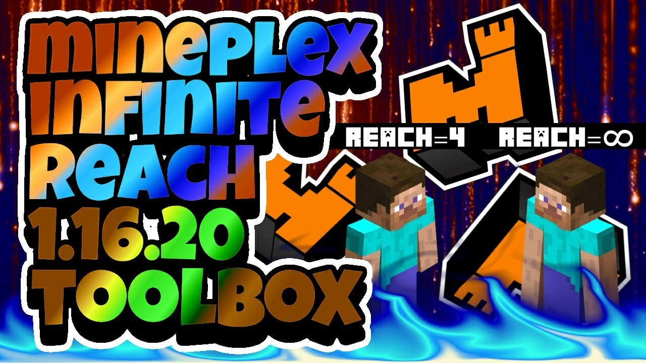 [NEW] MINEPLEX INFINITE REACH TUTORIAL   TOOLBOX FOR MCPE 1.16.20 PREMIUM   BEST HACK FOR MCPE