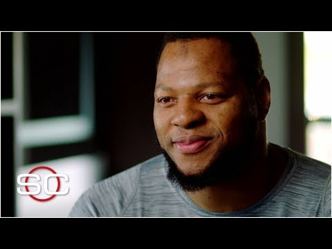 Rams DE Ndamukong Suh shares another side of him ahead of Super Bowl LIII | SportsCenter