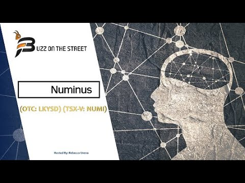 """Buzz On The Street"" Show: Numinus Wellness (TSX-V: NUMI) Clinical Advisory Council"