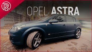 """Opel Astra - ремонт и покраска авто в сверхпрочное покрытие """"ТИТАН"""" синий перламутр"""