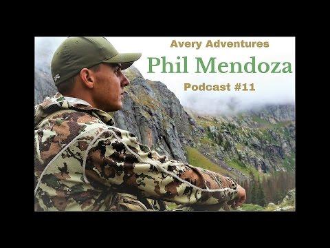 "#11 Avery Adventures with Phil ""the iceman"" Mendoza"