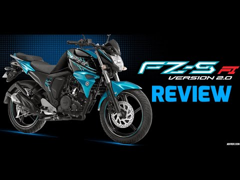 Yamaha FZ Version 2 Features and Specifications - Cars and Bikes ...