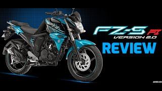 Yamaha FZ Version 2 Features and Specifications  - Cars and Bikes