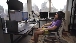 A Day In The Life Of An Engineer Working From Home