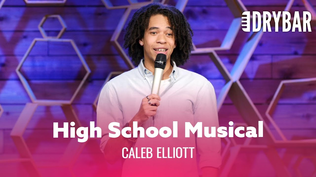 I'm Not The Guy From High School Musical. Caleb Elliott - Full Special