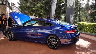 Coupe! 2019 Mercedes C300 Coupe Facelift Walkaround Review | Evomalaysia.com