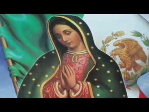 LA GUADALUPANA CANCIN A LA VIRGEN MARIA DE GUADALUPE MADRE DE
