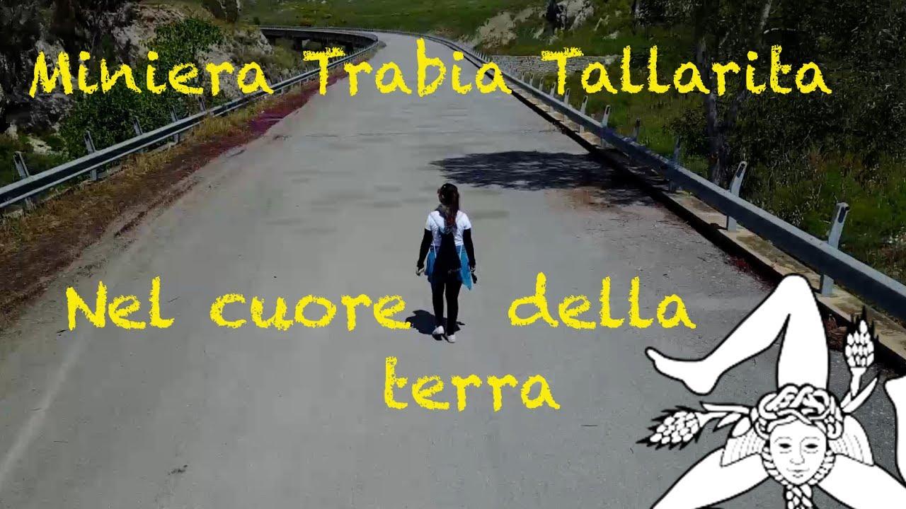 MINIERA DI TRABIA TALLARITA - Nel cuore della terra - Vlog Sicilia