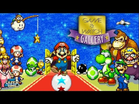 Game & Watch Gallery 4 - History Comes Alive!