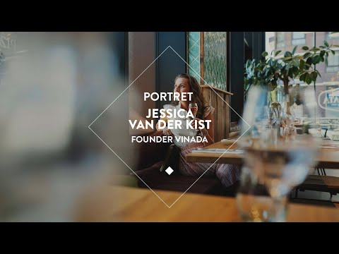 Portret Jessica van