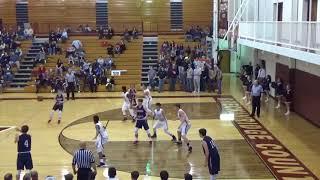 Edmonson County High School - Wildcat Basketball at Breckinridge County (2/5/18)