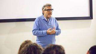 "Giancarlo De Cataldo presenta ""Romanzo Criminale"""