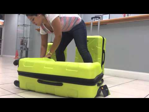 The best hard luggage to buy