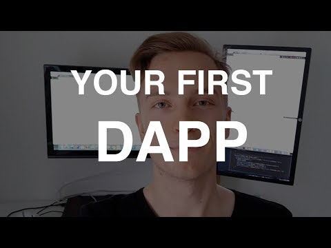 Build your first DAPP on Ethereum (Decentralized Application)