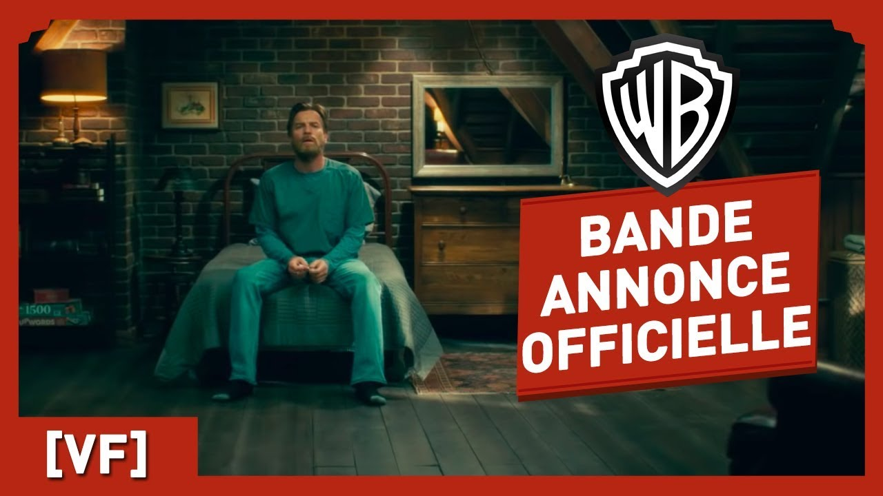 Stephen King's DOCTOR SLEEP - Bande Annonce Teaser Officielle (VF) - Ewan McGregor