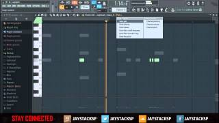 FL Studio 12 : Beat Making with Jay Stacks thumbnail
