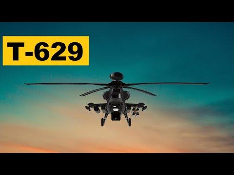 T-629 Taarruz Helikopteri Hakkında Her şey