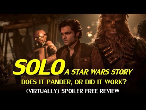 Solo A Star Wars Story Review – Did Ron Howard pull it off? No Spoilers