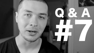 Q&A #7 - Bass in Electronic Music, Classical Rhythm, and 432 hz tuning