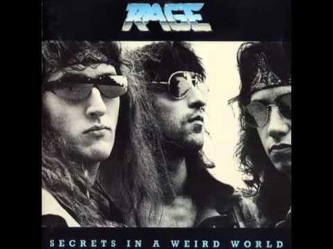 Клип Rage - Secrets in a Weird World