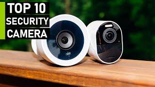 Top 10 Best Wireless Outdoor Security Cameras