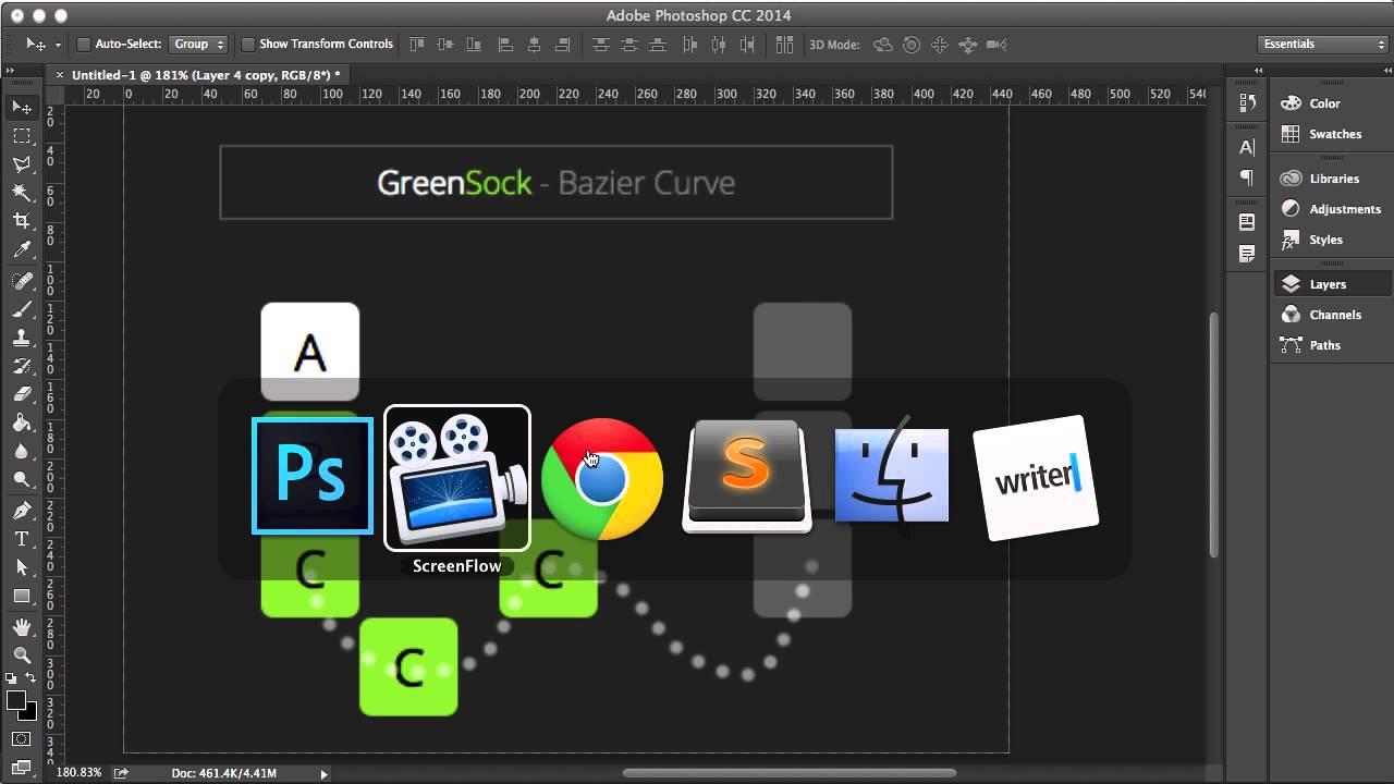 GreenSock Tutorial - How the GSAP BezierPlugin works?