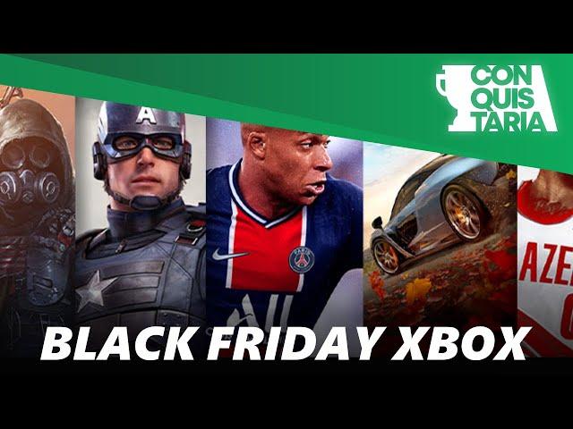 Black Friday chegou na Xbox Live - Centenas de Ofertas!!!