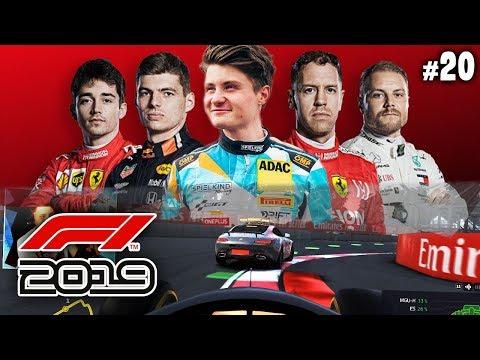 Statt Sieg ein Ericsson Crash? | F1 2019 #20 | Mexiko 🇲🇽 | Dner