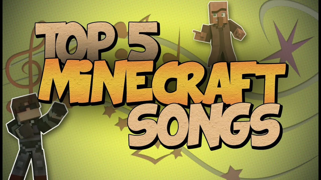 Minecraft songs with lyrics