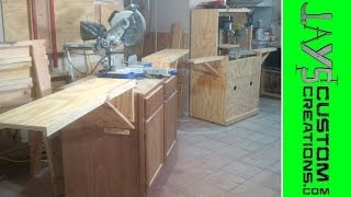 My Second Miter Saw Station - 050