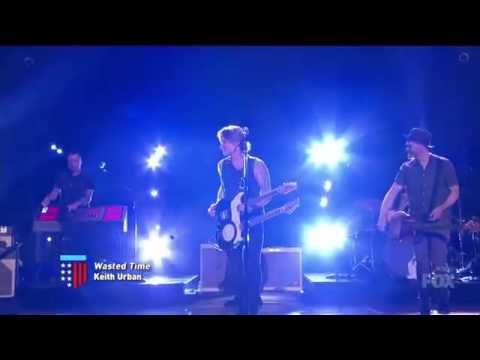 Keith Urban 'Wasted Time
