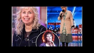 Britain S Got Talent S Rock Pensioner Jenny Darren Reveals She Missed Out On Millions After Givin