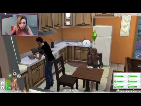 MI PRIMER AMOR!!   Perdida En La Ciudad   Los Sims 4 Urbanitas Episodio 12