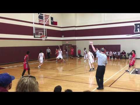 RRHS 9th Grade A Team vs Del Valle