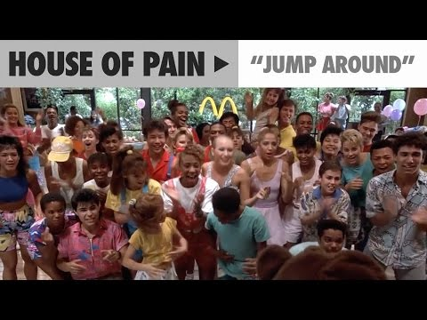 House Of Pain | Jump Around ('Mac and Me' Music Video)