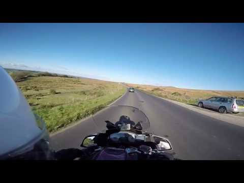 Introduction to advanced motorcycle riding with Steve