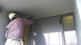 付帯部の塗装IN那珂市byスーパーフロングランツ